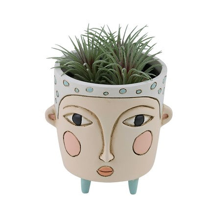 Baby Planter / Blue Polly