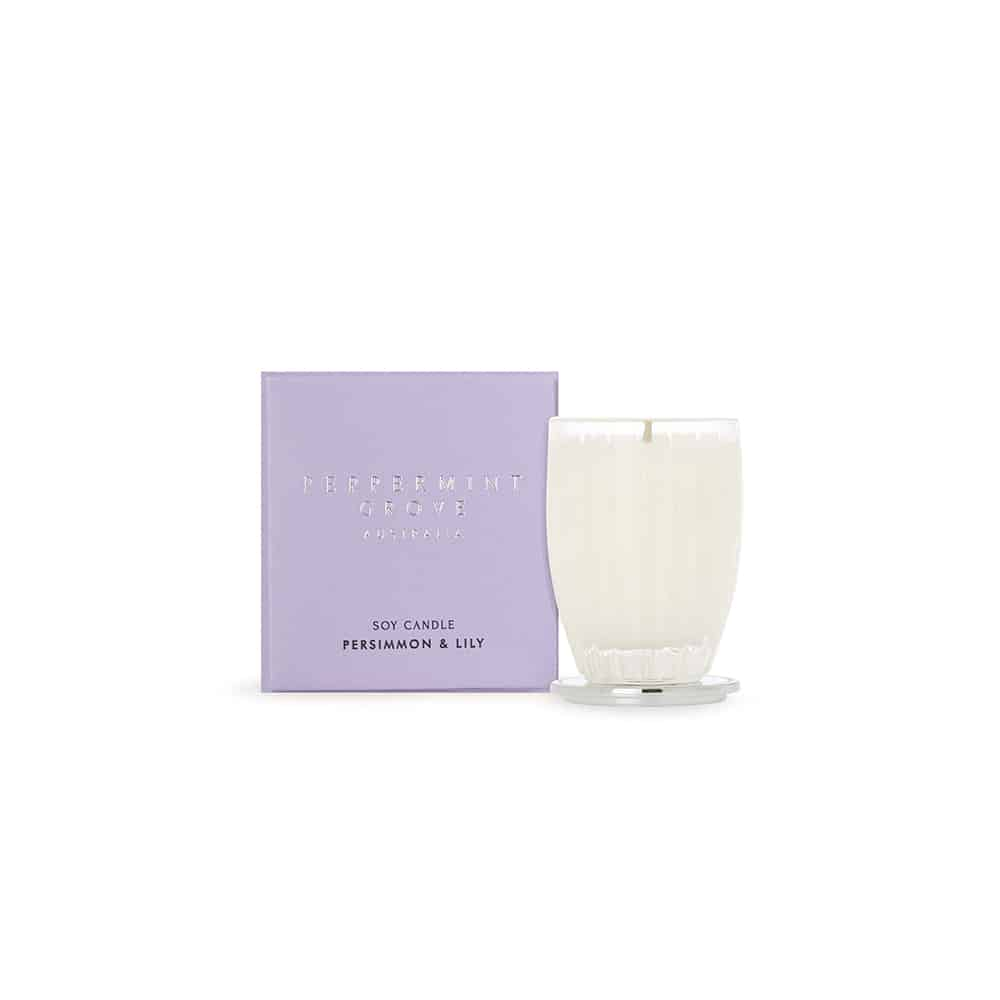 Peppermint Grove Candle / Permisson & Lily Small Candle 60g