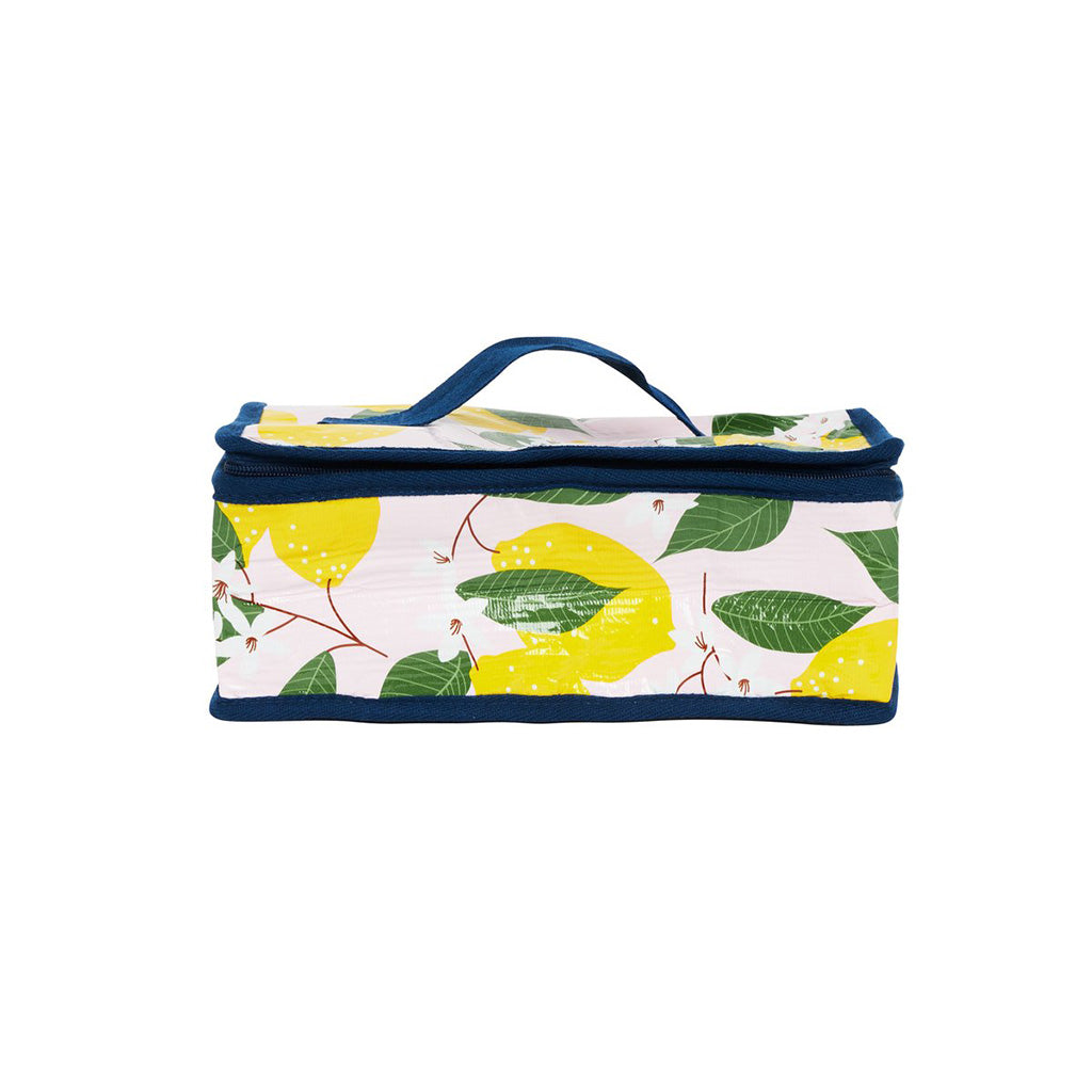 Insulated lunch bag / Lemon