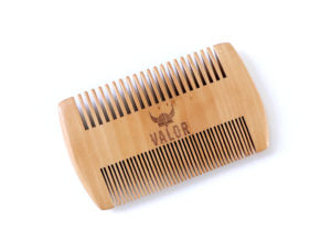 Beard Comb / Cherry Wood