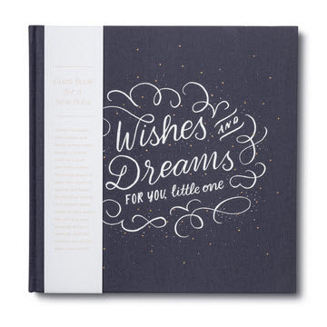 Book / Wishes & Dreams for you Little One