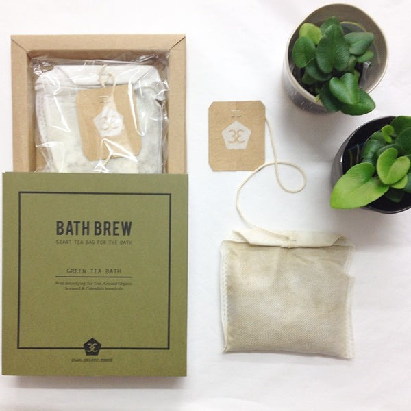 Bath Brew / Green Tea
