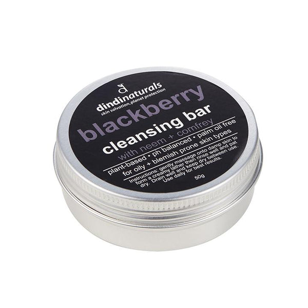 Blackberry Cleansing Bar 50g