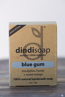 Blue Gum soap