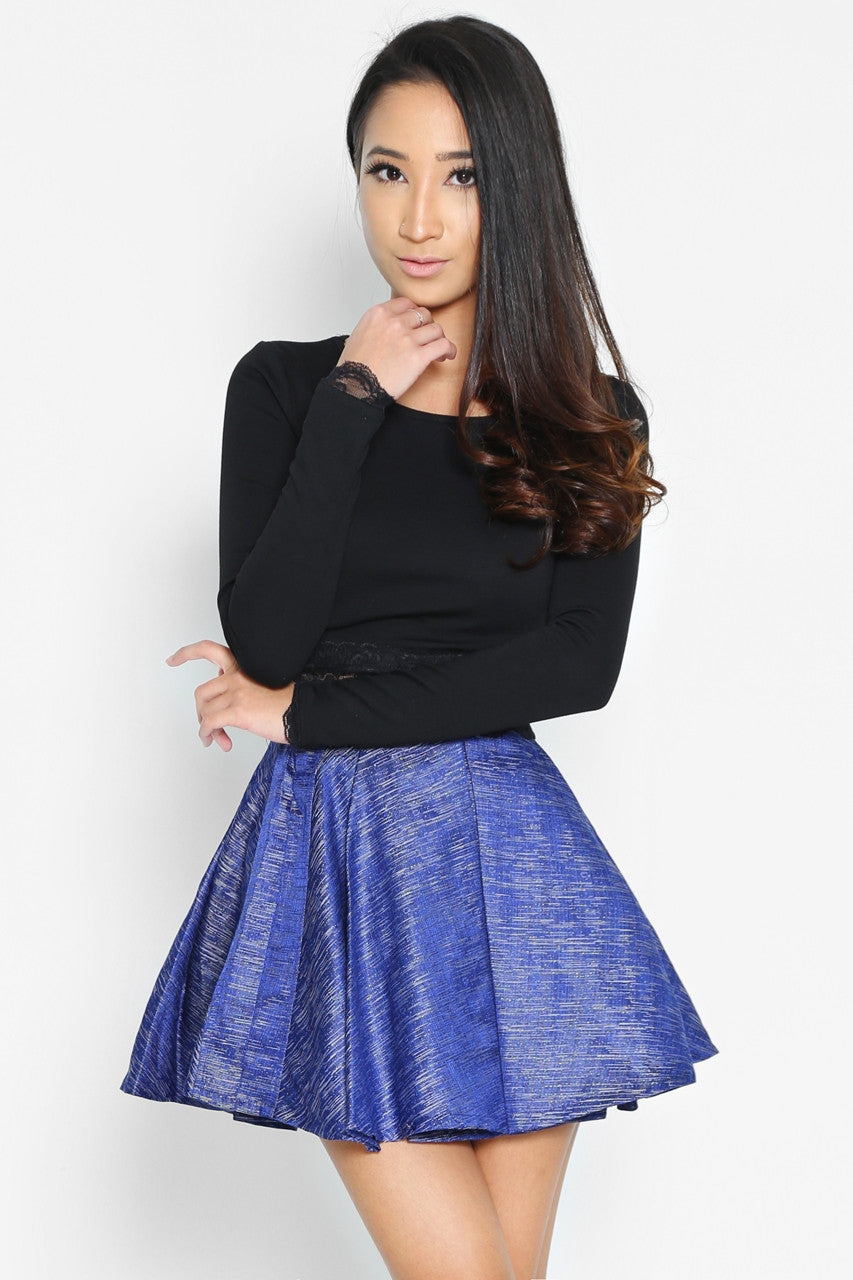 (SALE) Amancio Rich Skirt