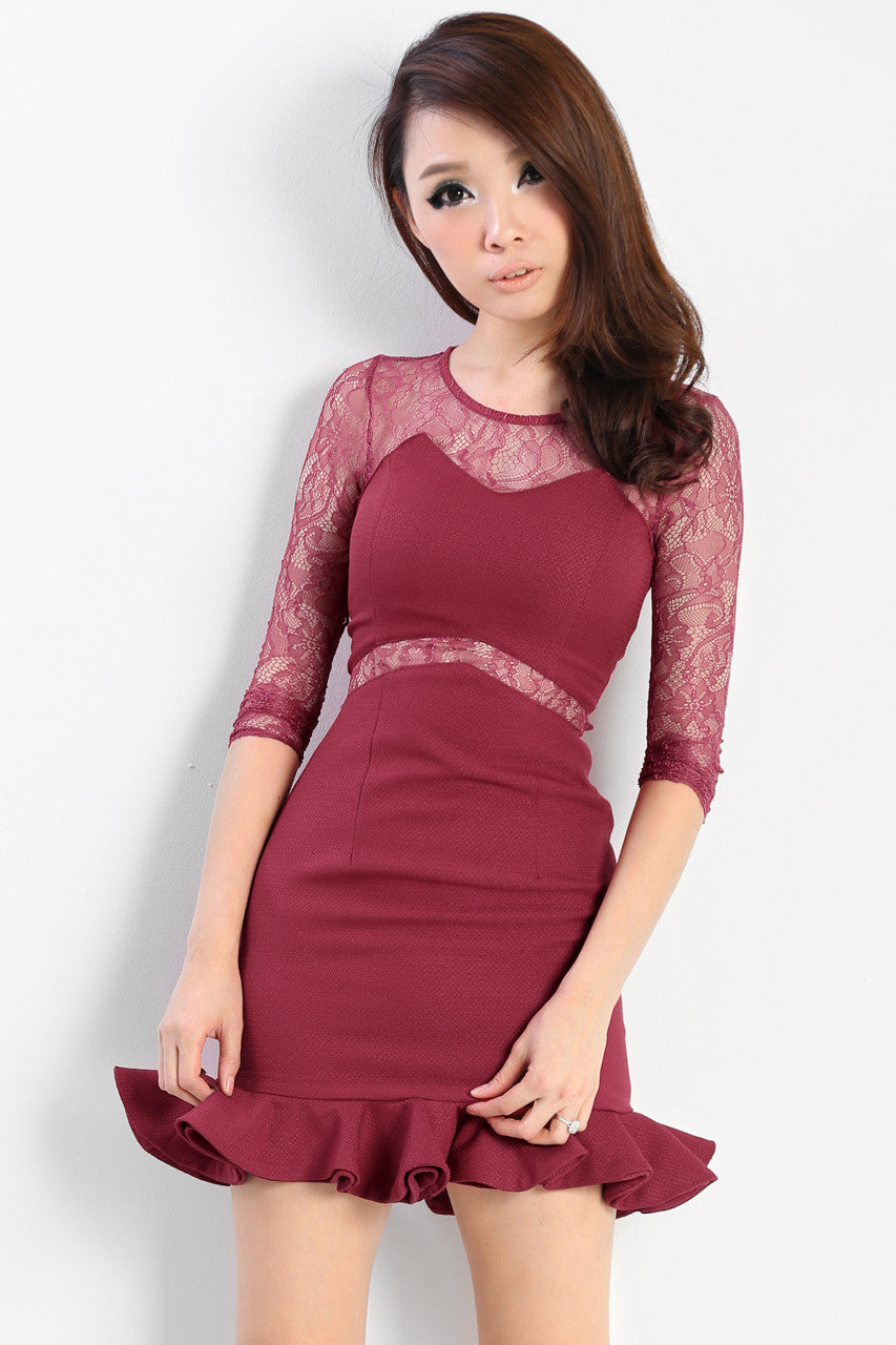 (SALE) Geoff Alvaro Dress