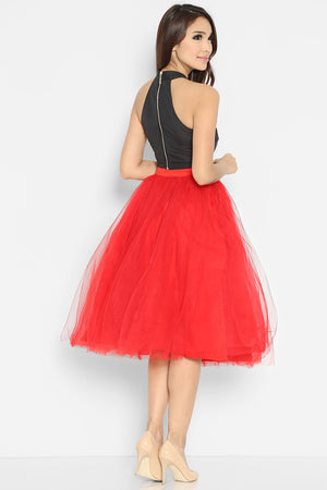 (SALE) Adalina Tulle Skirt