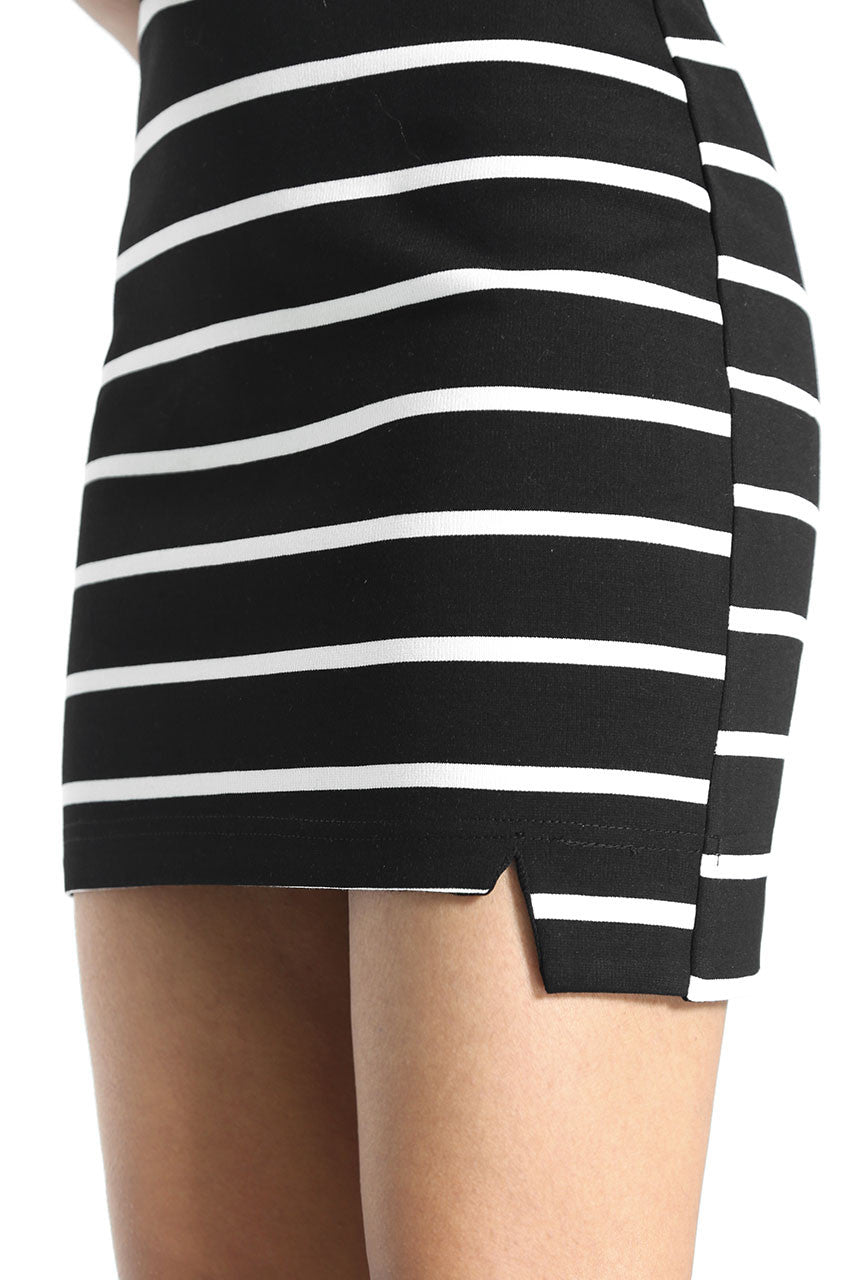 Eleonora Stripes Dress