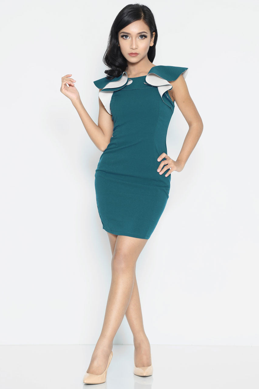 Robert Georgiana Dress