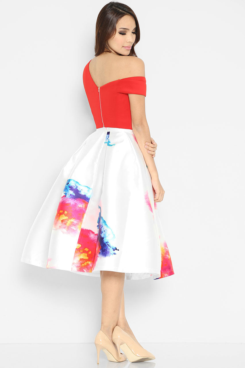 Monique Midi Skirt