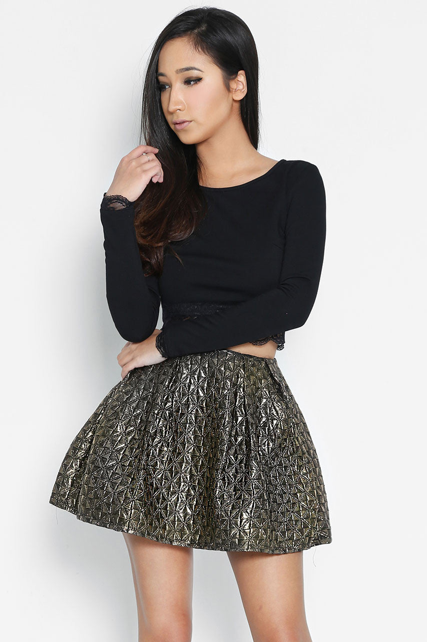 (SALE) Breck Umbrielle Skirt