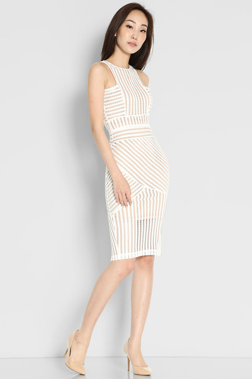 (SALE) Ilaria Nude Dress