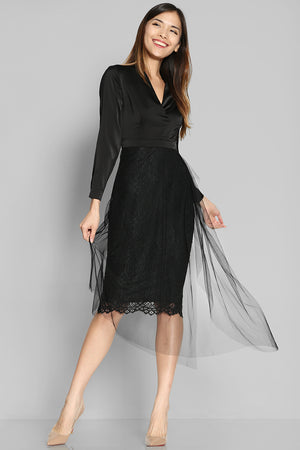 (SALE) Thara Fox Dress