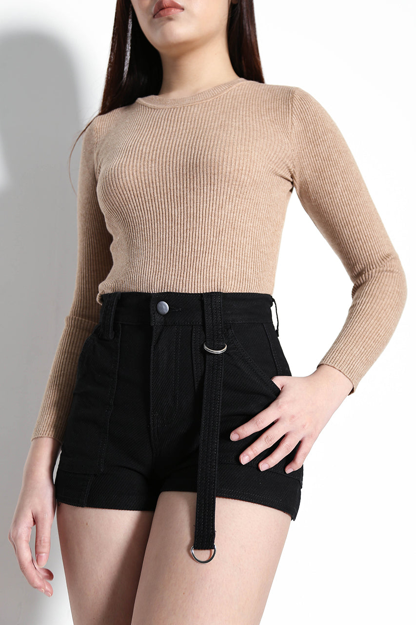 Amarinthea Knitted Top
