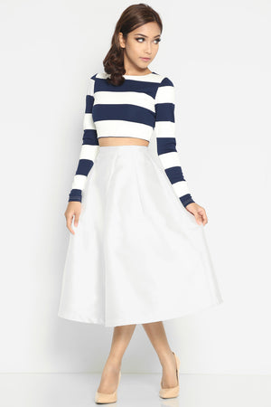 (SALE) Varvara Midi Skirt