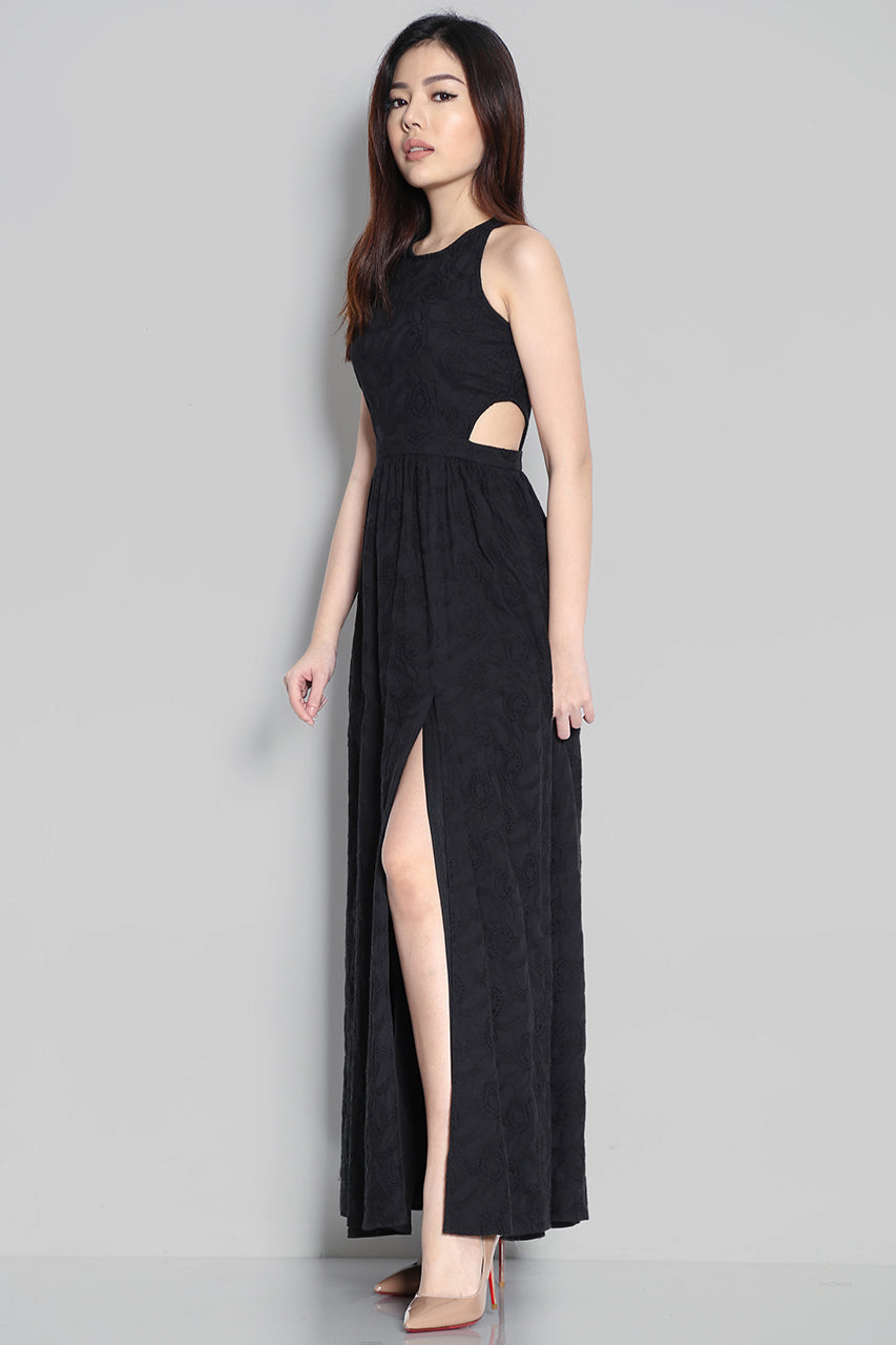 (SALE) Alexa Kate Maxi Dress