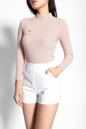 Evangelina Knitted Top
