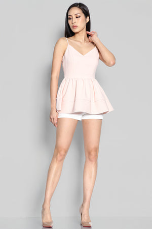 Harloree Babydoll Top