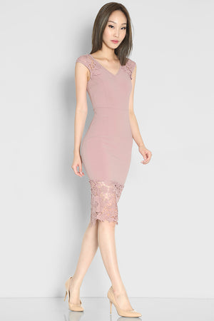Fay Lace Dress
