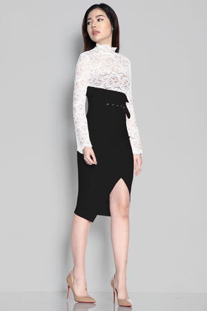Chantal Mason Skirt