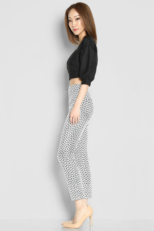 Aurelianus Cropped Top