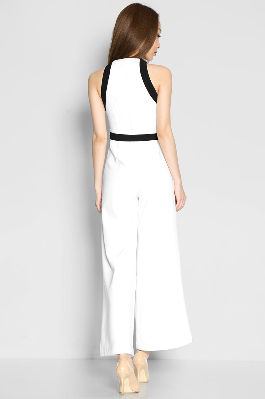 Silas Trace Jumpsuit