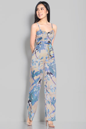 Oria Bird Jumpsuit