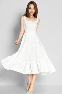 (BO) Fairylithe Blanc Dress