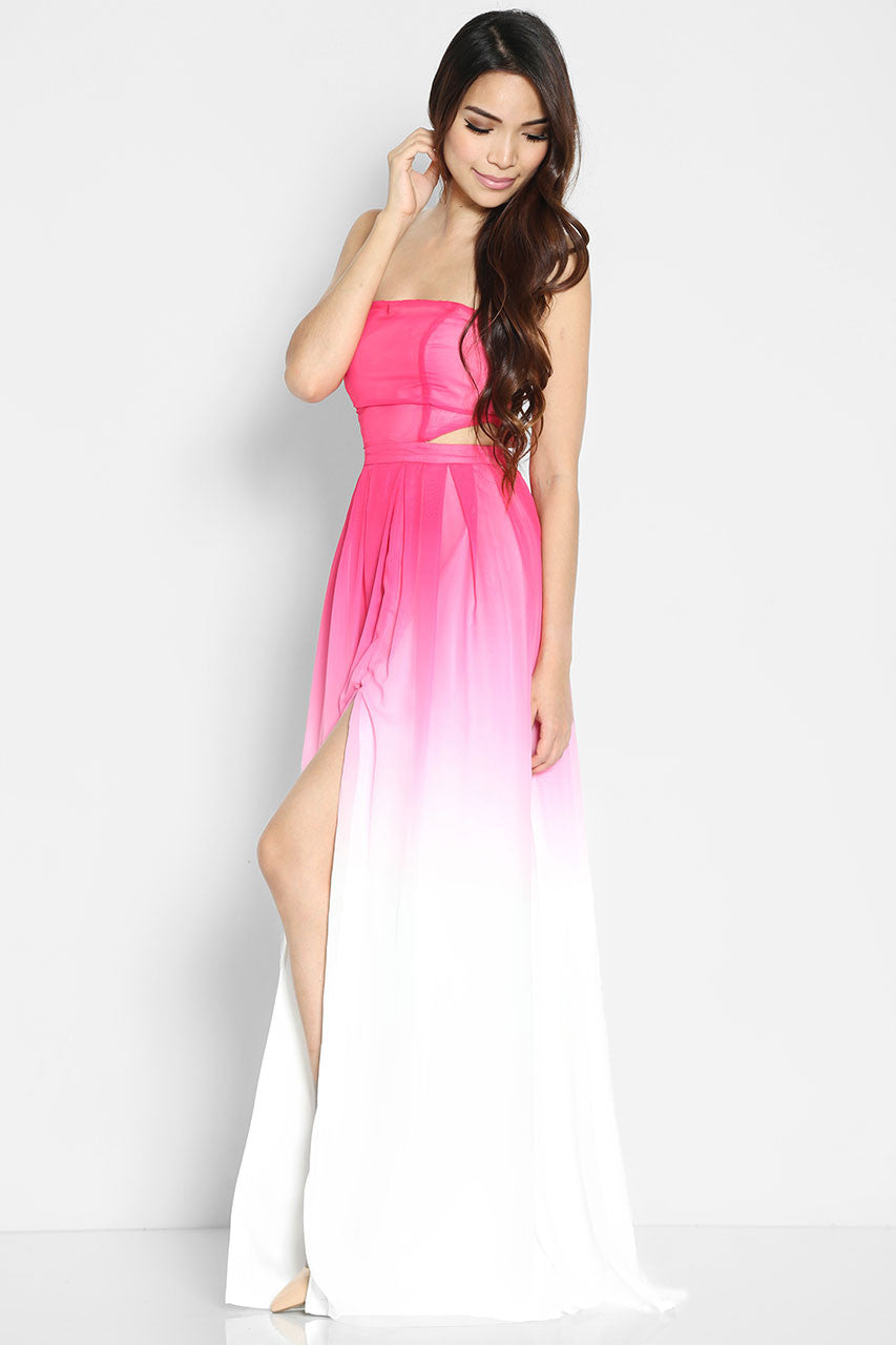 Miranda Ombre Maxi Dress