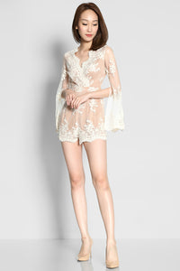 (BO) Quinn Anna Playsuit