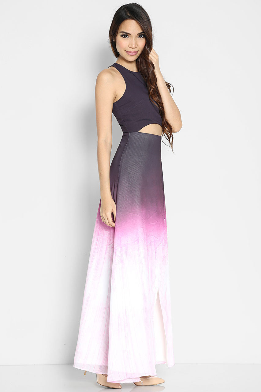 Gavriella Ombre Maxi Dress