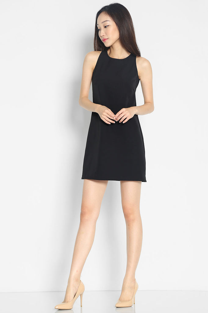 Evanthia Shift Dress