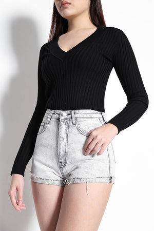 Marielena Knitted Top