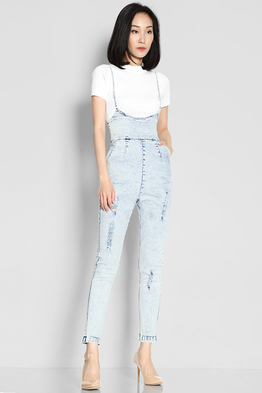 Laverne Denim Jumpsuit