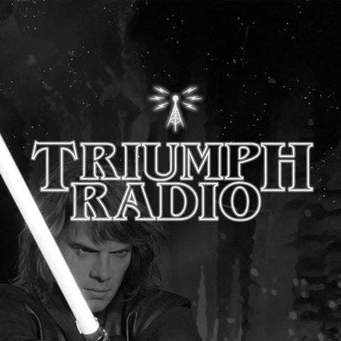 Triumph Radio - May The 4th Be With You - Star Wars Inspired Playlist
