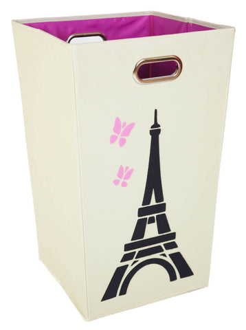 Eiffel tower Laundry Hamper