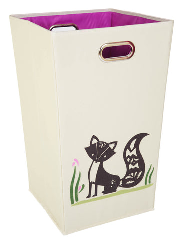 Fox Laundry Hamper