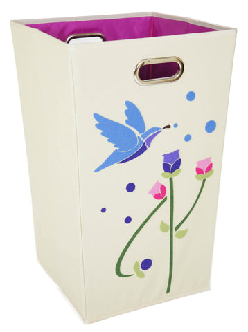 Garden Laundry Hamper