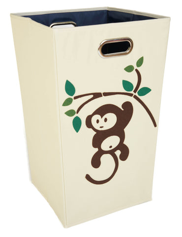 Monkey Laundry Hamper