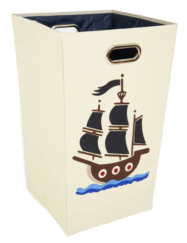 Pirate Laundry Hamper