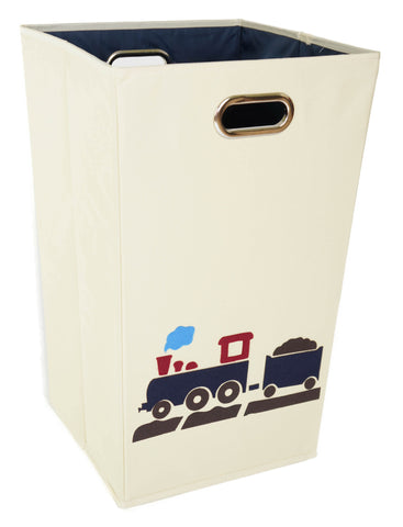 Train Laundry Hamper
