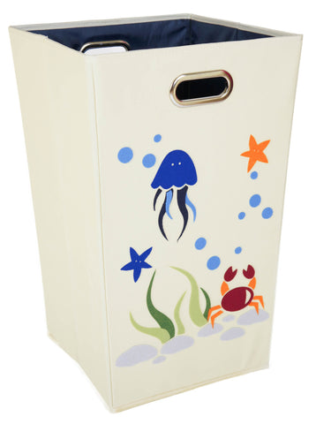 Under the Sea Laundry Hamper