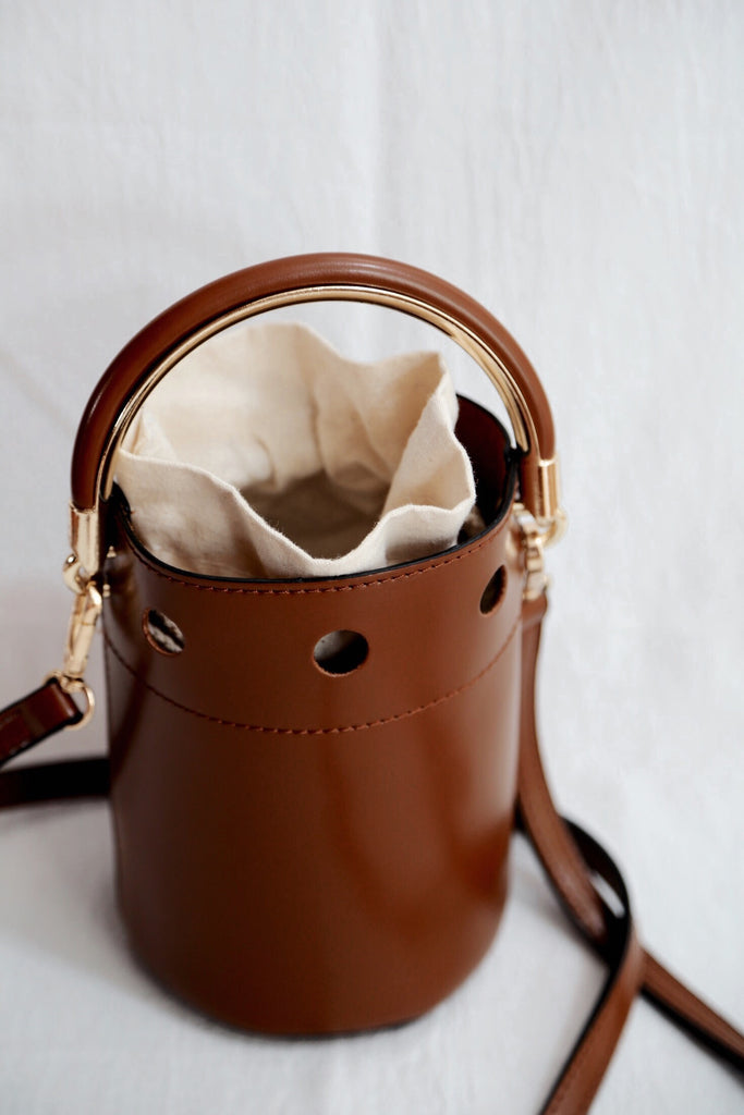 Miu Bucket Bag