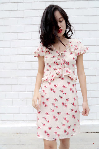 Sunny Floral Dress