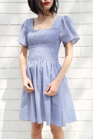 Frances Gingham Dress