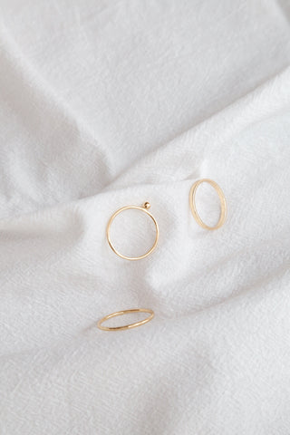 Ava Rings (set of 3)