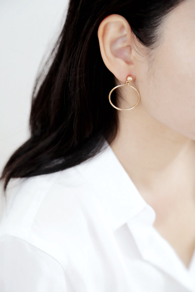Jea Earrings (Gold)