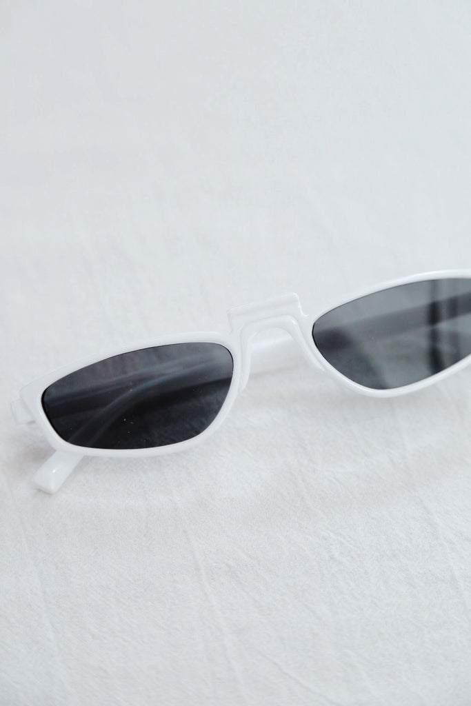 Kaia Sunnies (White)