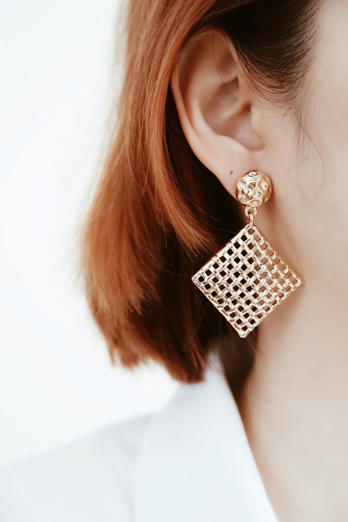 Waff Earrings