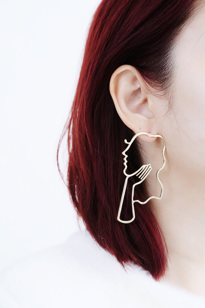 Zina Earrings